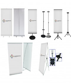 Banner & Bunting Stands